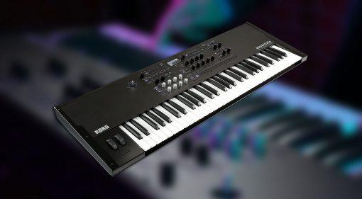 NAMM 2021: Korg wavestate SE – 61 Tasten für ein besseres Wave Sequencing