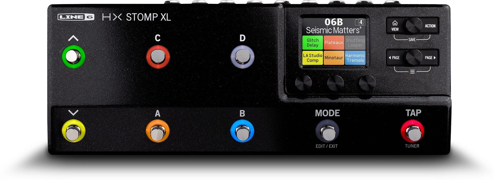 Line6 HX Stomp XL