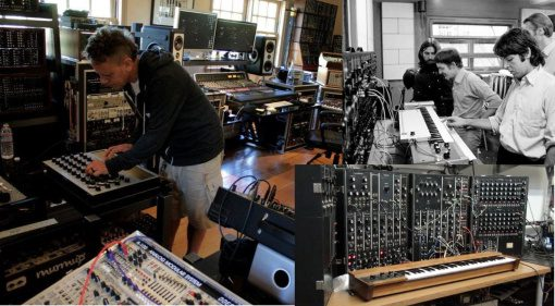 Martin Gore vs Beatles Modular