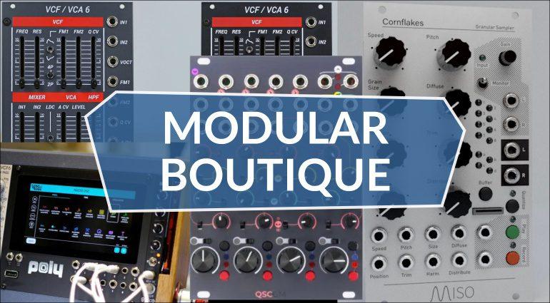 Modular-Boutique Soundforce Poly Miso Frap