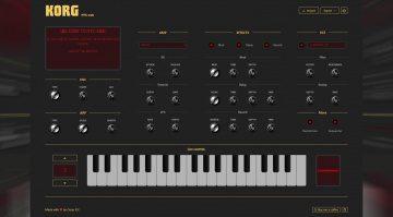 Oscar RC präsentiert kostenlosen Web Editor für Korg NTS-1