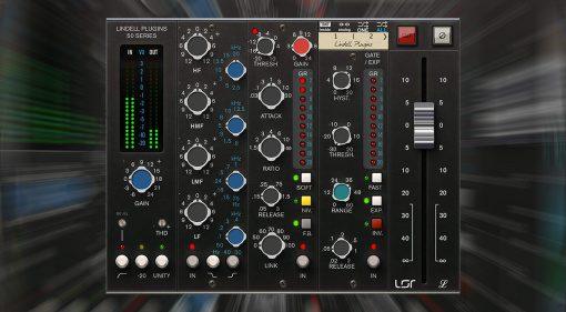 NAMM 2021: Lindell Audio 50 bringt den Sound der API 500-Series in die DAW