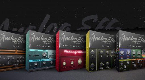 NAMM 2021: PreSonus Analog Effects Collection Plug-in Bundle