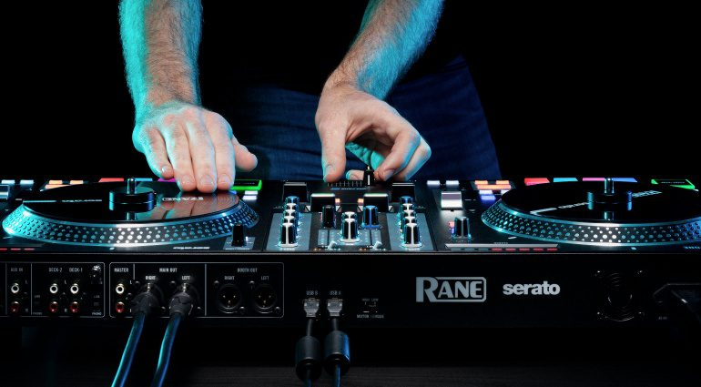Rane One DJ-Controller