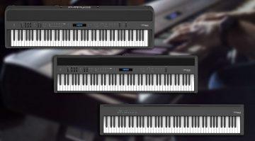 Roland FP-X Digitalpianos