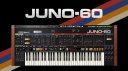 NAMM 2021: Roland zeigt Juno-60 Synthesizer als Plug-in und Plug-out