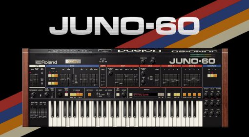 NAMM 2021: Roland zeigt Juno-60 Synthesizer als Plug-in und Plug-out