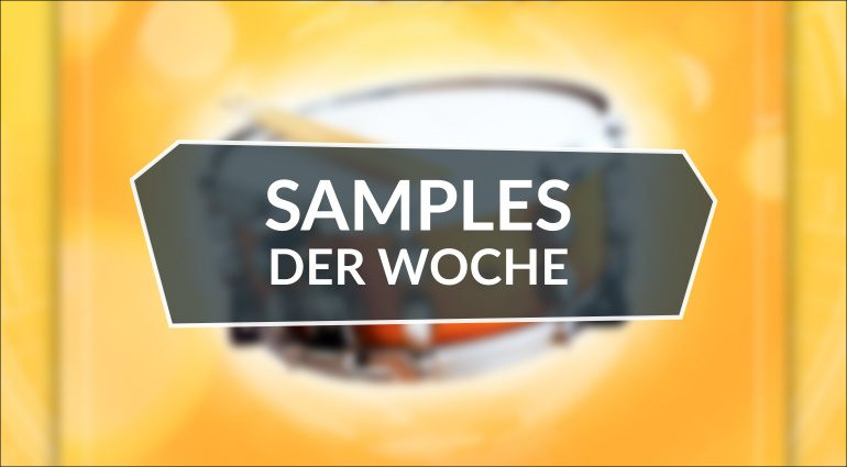 Samples der Woche: Four EP, Ghost In The Machine, Afroplugin