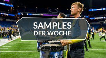 Samples der Woche: Drumline, Data Dump Generator, 5Elements und mehr