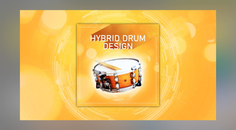 SampleScience Hybrid Drum Design