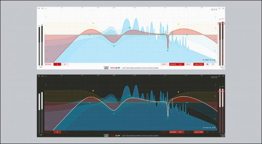 Softube Weiss EQ MP: Ultra-präzises Equalizer Plug-in mit Minimum Latenz
