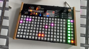 Synthstrom Deluge 3.2