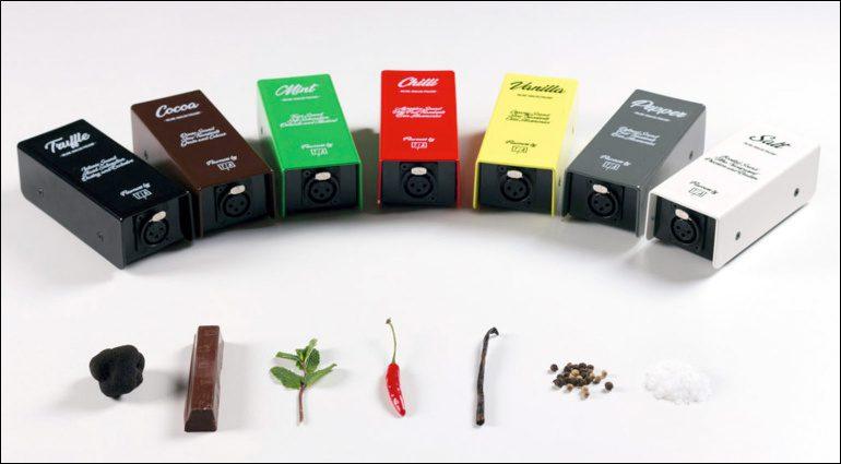 Tierra Audio Flavours Preamps