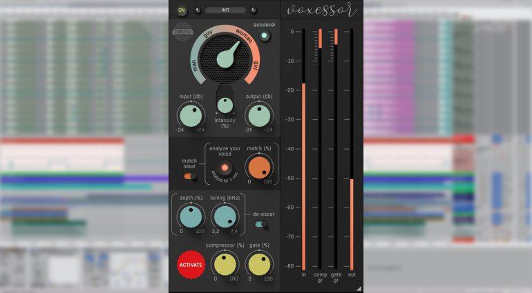 United Plugins Voxessor und die Vocals sitzen auf Knopfdruck mit 78% Rabatt!
