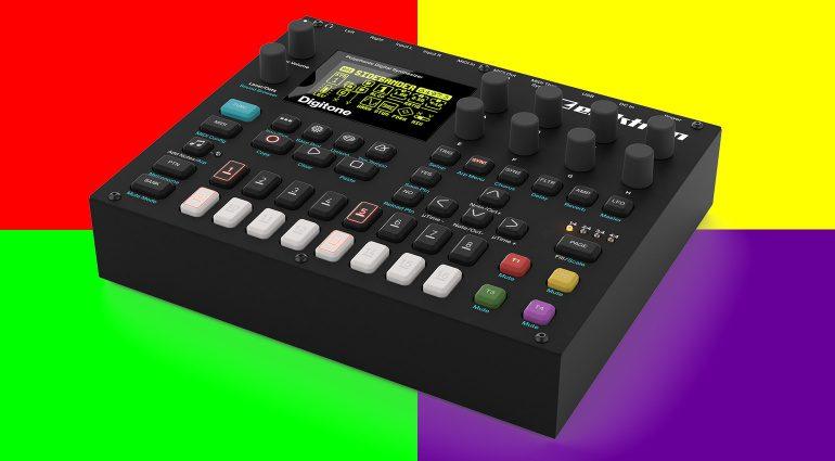 Kostenlos: URRRS verschenkt Sound Set für Elektron Digitone Synthesizer
