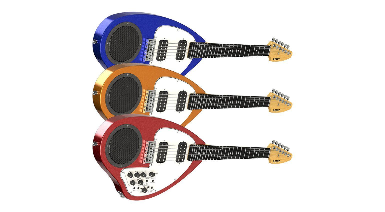 Vox Avena-1 E-Gitarre