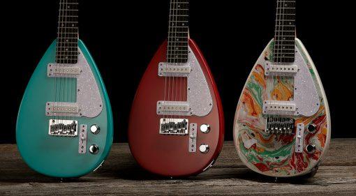 Vox Mark III Teardrop 2021 E-Gitarre