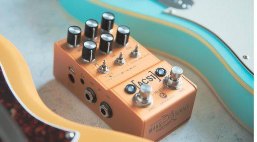 Walrus Audio ACS1 Effekt Pedal Teaser