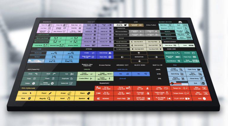 NAMM 2021: ZenDAW CLOUDKEYS - Touch Controller Software für Reason