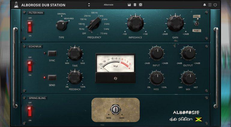 AudioThing Alborosie Dub Station bringt euch den Jamaika Vibe ins Studio