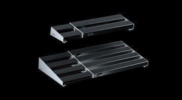 Daddario xpnd expand pedalboard ausziehbar