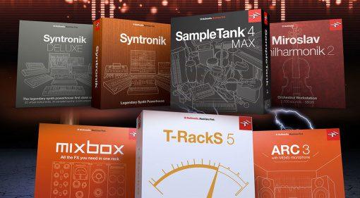 Deal: IK Multimedia senkt die Preise für MixBox, Amplitube, ARC und mehr!
