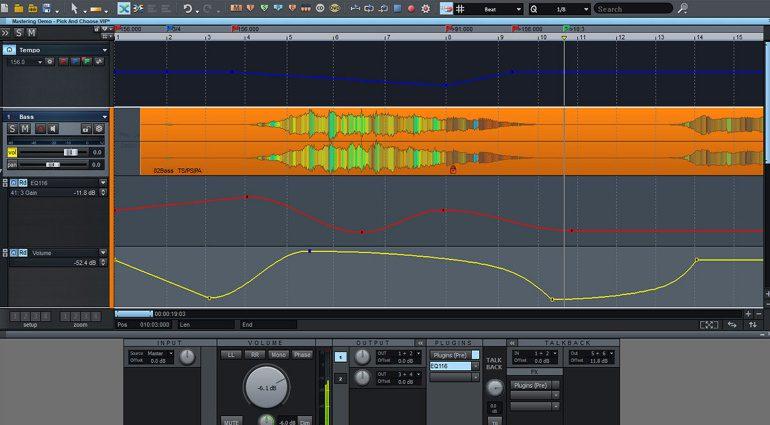 Deal: Samplitude Pro X5 Suite mit Rabatt inklusive Brainworx bx_digital V3 Plug-in