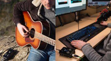 Deal: TC-Helicon Go Twin Audiointerface für unter 60 Euro!
