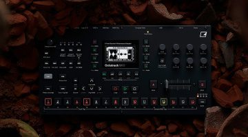 Elektron Octatrack MKII Black Edition