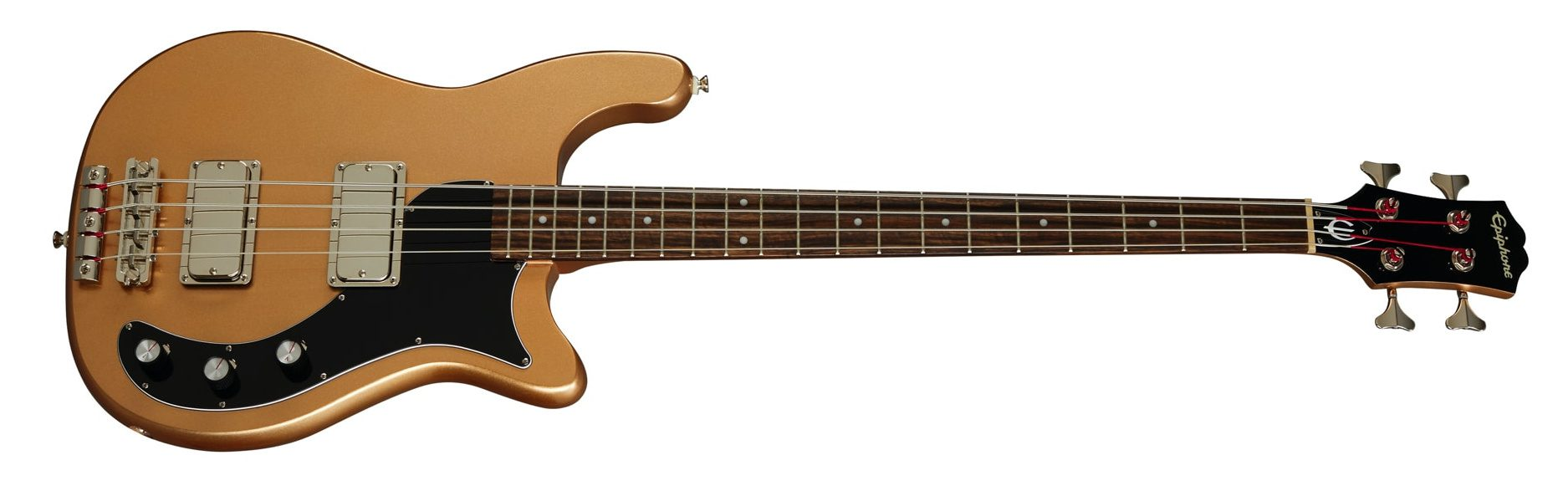Epiphone Embassy Bass in Smoked Almond