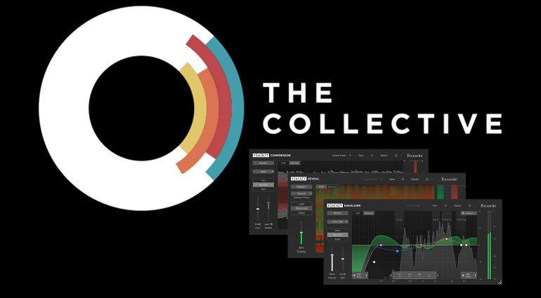 The Collective: Focusrite Abo-Service und drei neue FAST Plug-ins mit AI