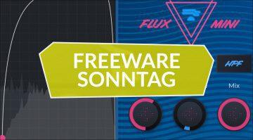 Freeware Sonntag: Flux Mini, HarmonicBoost und Easy Convolver