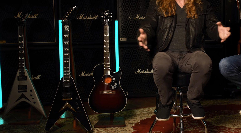 Gibson Epiphone Kramer Dave Mustaine Signature