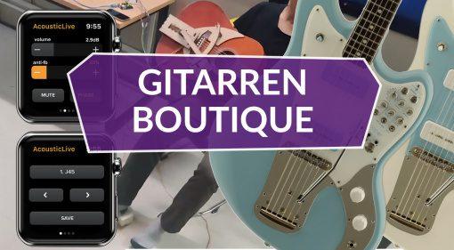 Gitarren Boutique Apple Watch Chase Bliss Armstrum