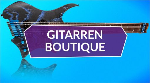 Gitarren-Boutique Teil 11