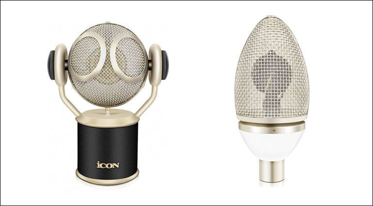 iCON Pro Audio Martian, Cocoon