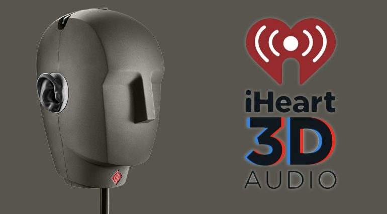 iHeartRadio in 3D Audio: Podcasts und Streaming in Surround