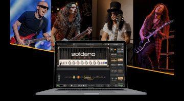 IK Multimedia Soldano SLO-100 und Artists Presets für AmpliTube 5 kostenlos