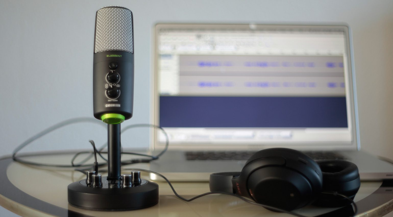 Mackie EM-Chromium – Nicht nur für Podcasts geeignet