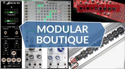 Modular-Boutique LA ALM GStrom