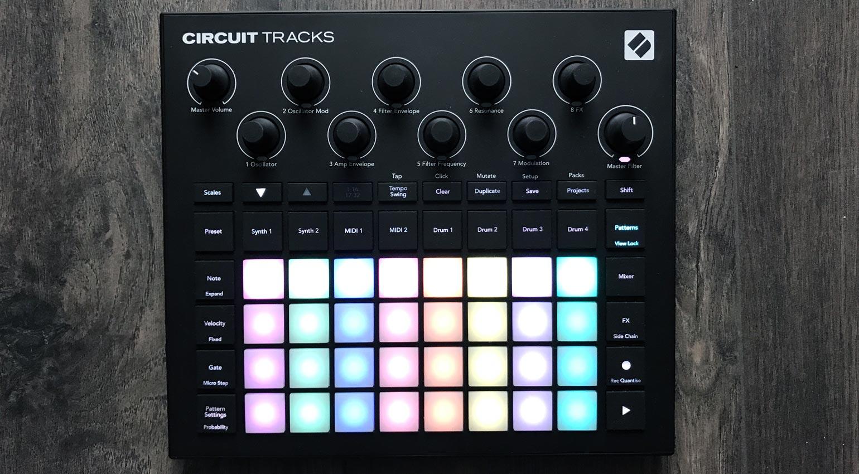 Novation Circuit Tracks