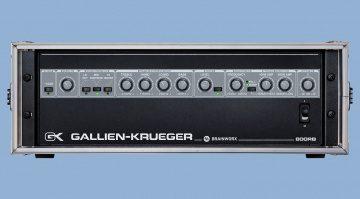 Plugin Alliance veröffentlicht Gallien-Krueger 800RB Bass Amp Plug-in