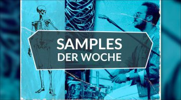 Samples der Woche: Wavesynth, SY0.5 Syncussion, 1960s Drums, SINEfactory