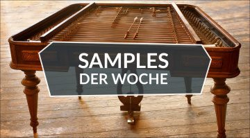Samples der Woche: Originals Cimbalom, Luftballon 2.0, The Gong