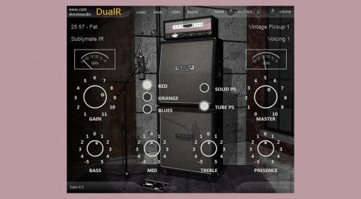 Sknote DualIR: Eine High-Gain-Amp-Emulation und mehr