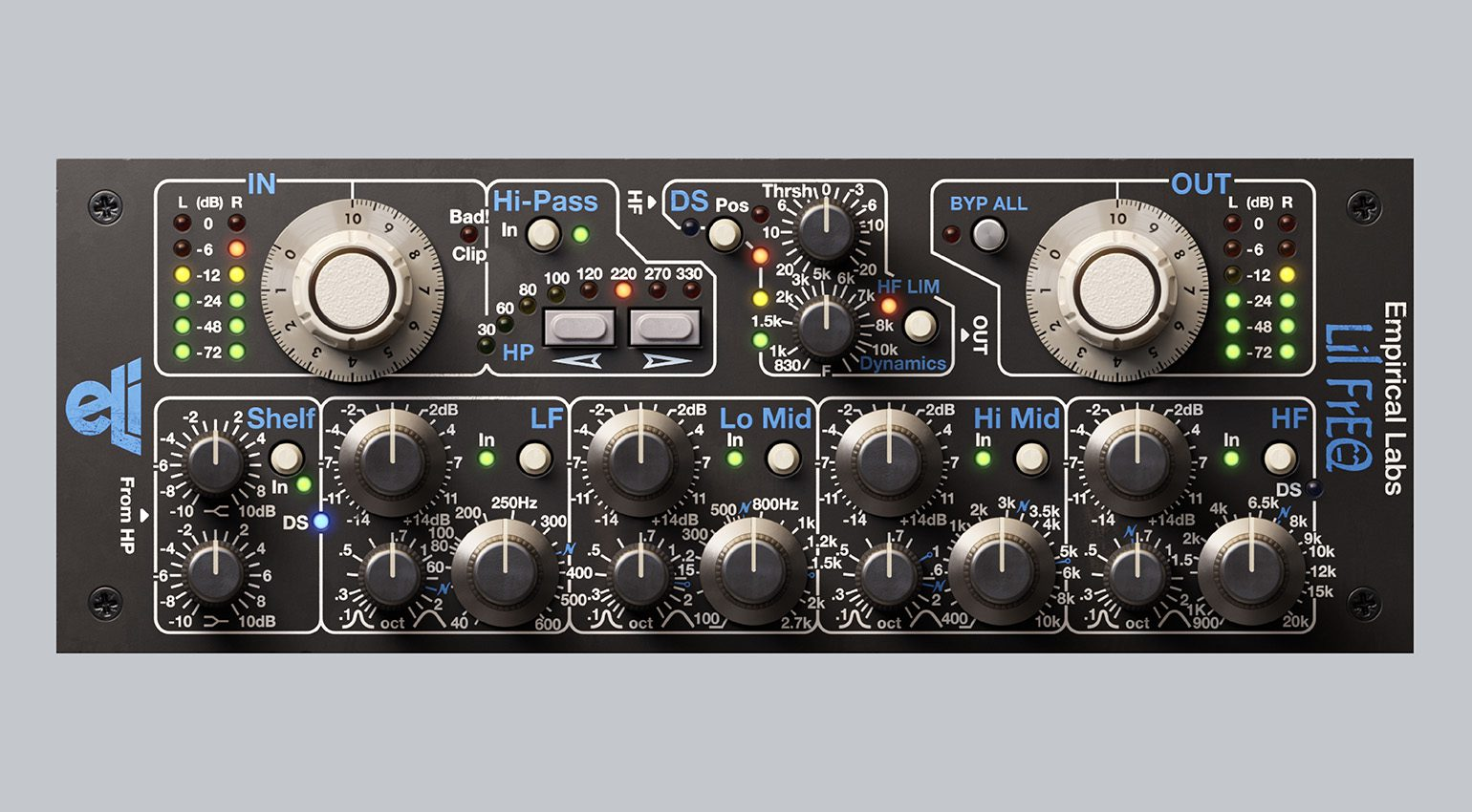 Softube Empirical Labs Lil-Freq