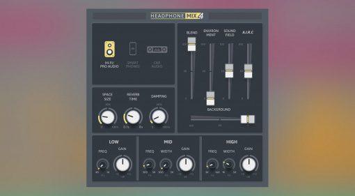 Sound Magic Headphone Mix 4