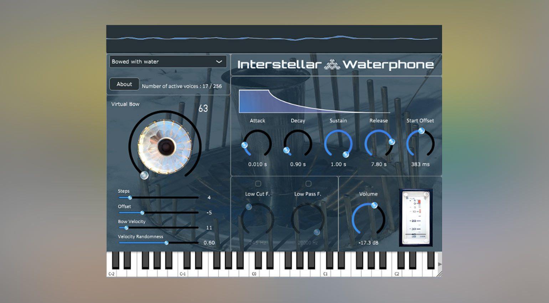 Soundyan Interstellar Waterphone 1.0