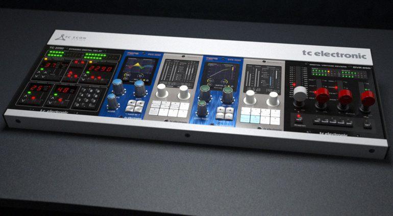 TC Electronic Icon Dock: Eine Basis für alle Icon Hardware Controller