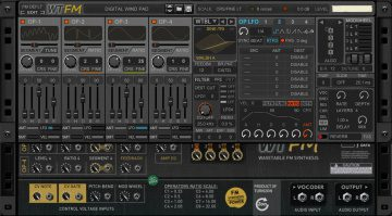 Turn2on WTFM: Ein moderner Wavetable FM Synthesizer für Reason